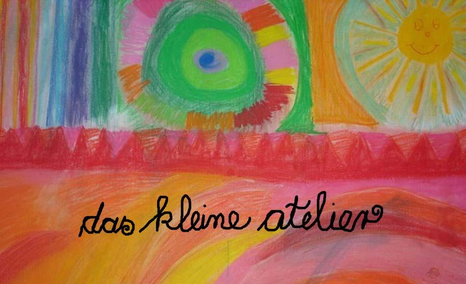 Das kleine Atelier - freies Malen und Zeichnen für Kinder in Berlin